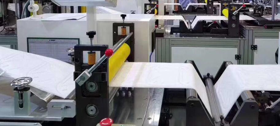 口罩生产行业应用