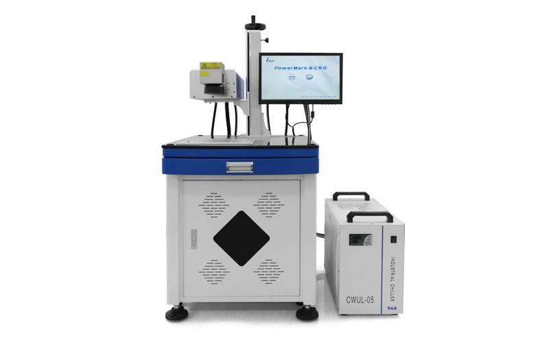紫外UV静态激光打标机