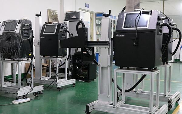 高解析UV喷码机
