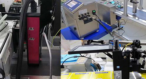 工业油墨喷码机分类及优劣势对比