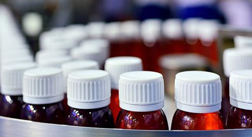 药品监管码喷码机解决方案