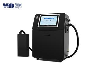 微嵌标识自主研发的UV喷码机被广泛应该的原因